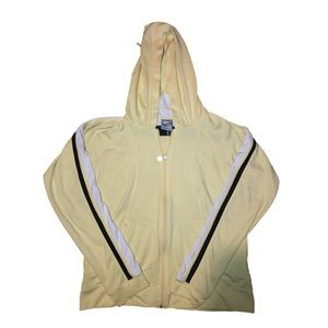 🌈3/15$🌈 Nike Pastel Yellow Zip Up Hoodie